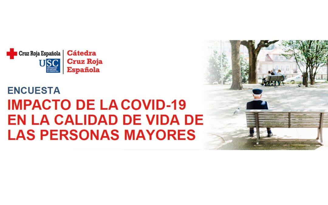 Estudo do impacto de COVID-19 na calidade de vida das persoas maiores